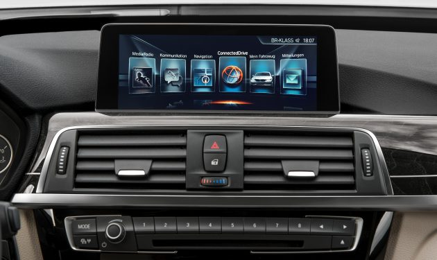 BMW 1, 2, 3 and 4 Series to get 7 Series' iDrive system