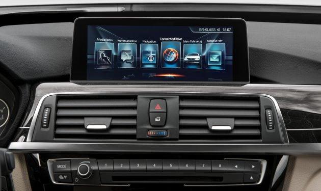 BMW iDrive 5.0 infotainment-01