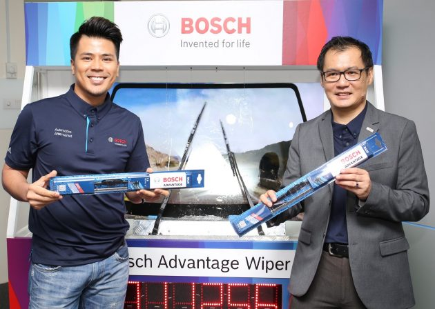 Bosch (01) - Bosch launches 'One Wrong Part Ruins Everything' campaign in Malaysia