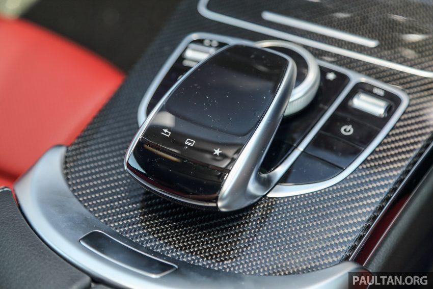 GALLERY: Mercedes-Benz C300 Coupe vs sedan Image #496035