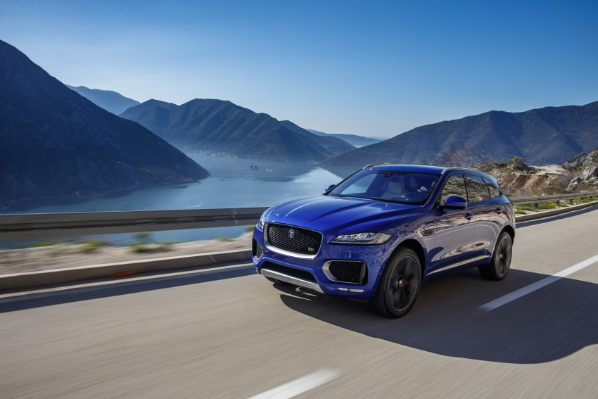 DRIVEN: Jaguar F-Pace – a go-anywhere Leaping Cat Image #496811