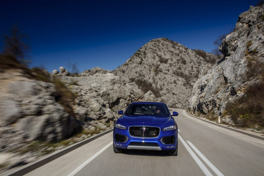 DRIVEN: Jaguar F-Pace – a go-anywhere Leaping Cat Image #496812