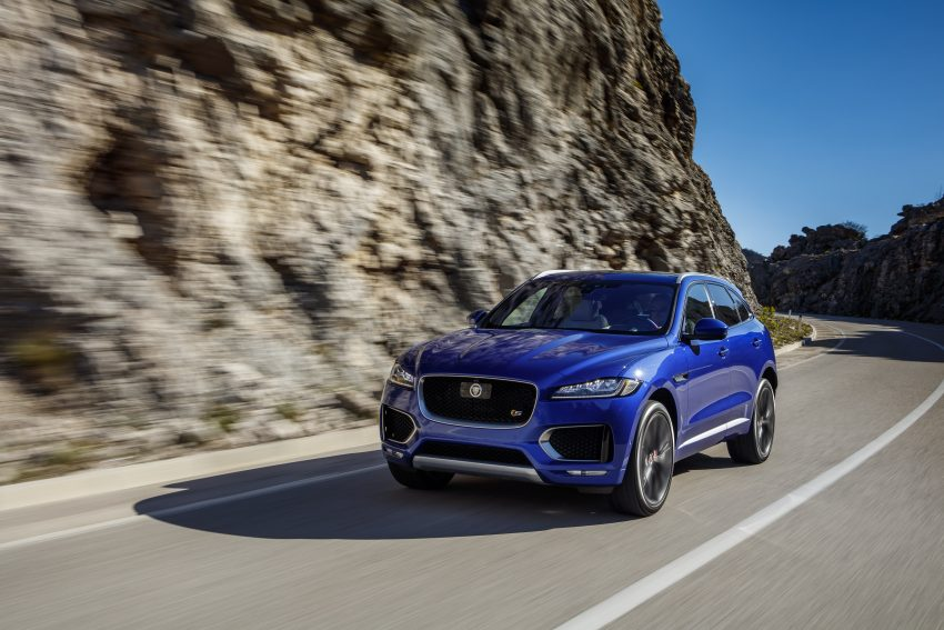 DRIVEN: Jaguar F-Pace – a go-anywhere Leaping Cat Image #496814