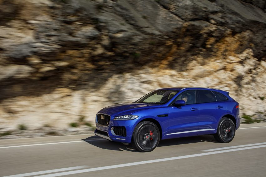 DRIVEN: Jaguar F-Pace – a go-anywhere Leaping Cat Image #496815