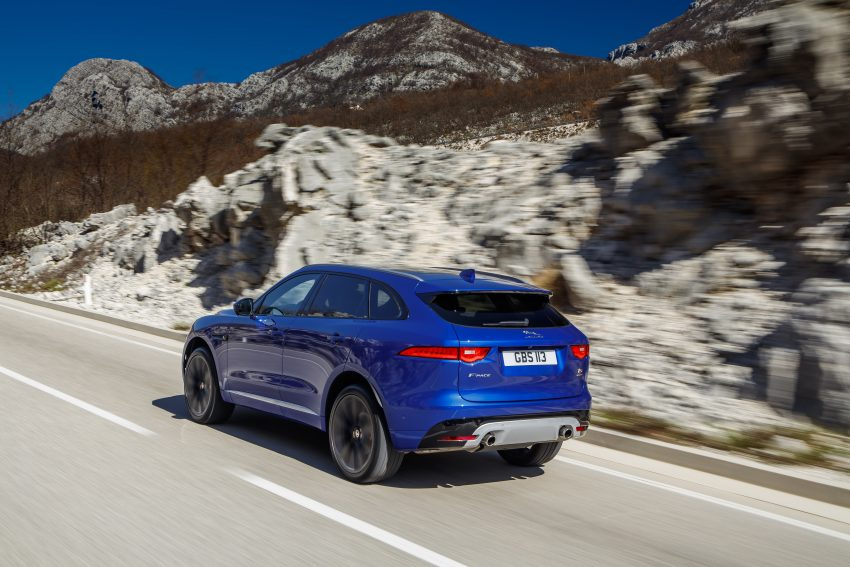 DRIVEN: Jaguar F-Pace – a go-anywhere Leaping Cat Image #496817