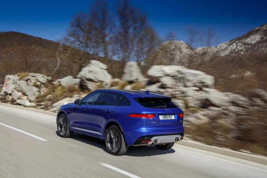 DRIVEN: Jaguar F-Pace – a go-anywhere Leaping Cat Image #496818