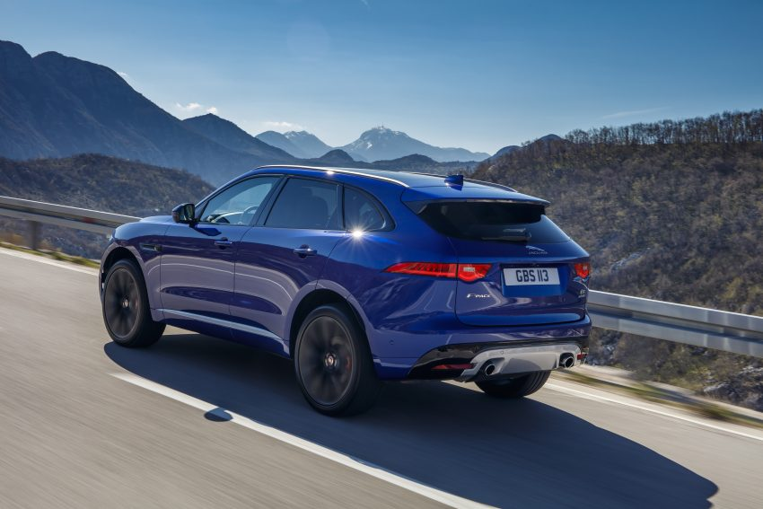 DRIVEN: Jaguar F-Pace – a go-anywhere Leaping Cat Image #496819