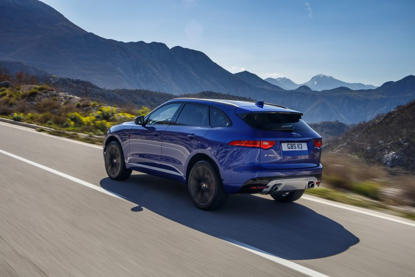 DRIVEN: Jaguar F-Pace – a go-anywhere Leaping Cat Image #496820