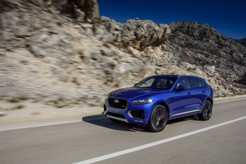 DRIVEN: Jaguar F-Pace – a go-anywhere Leaping Cat Image #496822