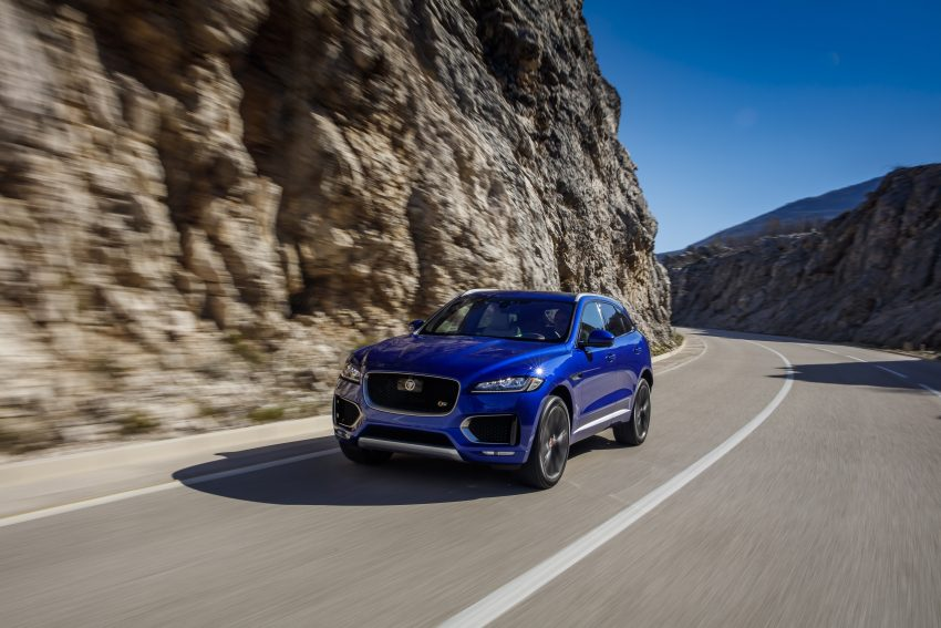 DRIVEN: Jaguar F-Pace – a go-anywhere Leaping Cat Image #496823