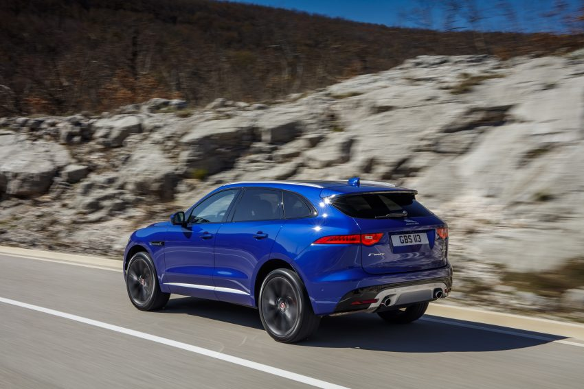 DRIVEN: Jaguar F-Pace – a go-anywhere Leaping Cat Image #496824