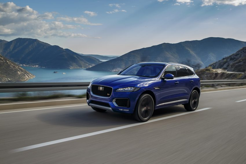 DRIVEN: Jaguar F-Pace – a go-anywhere Leaping Cat Image #496827