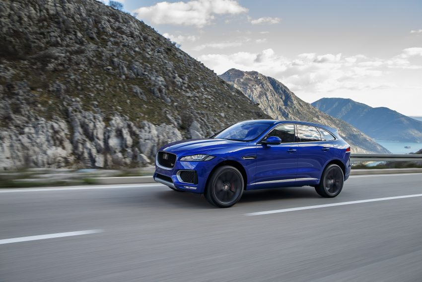 DRIVEN: Jaguar F-Pace – a go-anywhere Leaping Cat Image #496829