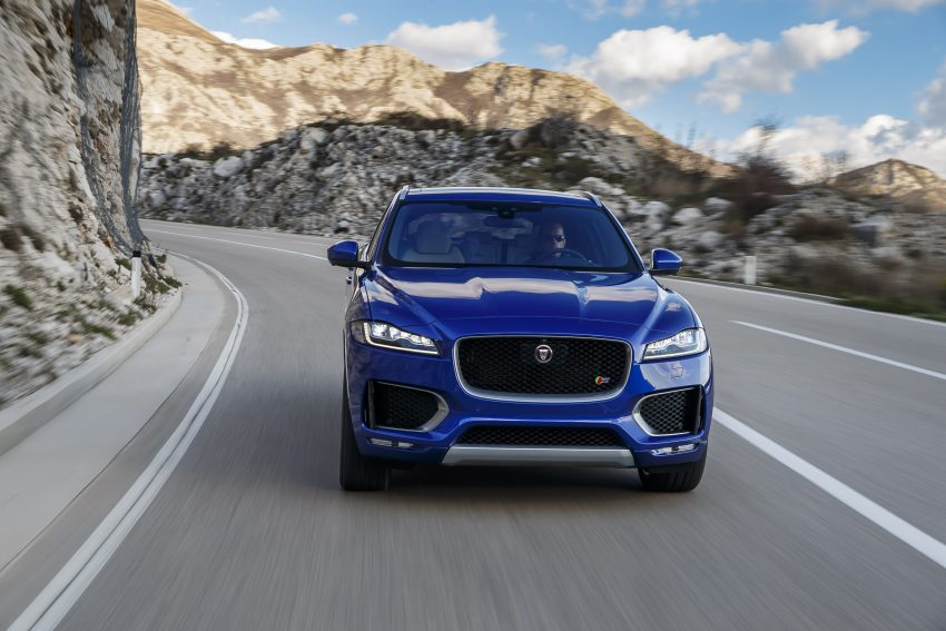 DRIVEN: Jaguar F-Pace – a go-anywhere Leaping Cat Image #496832