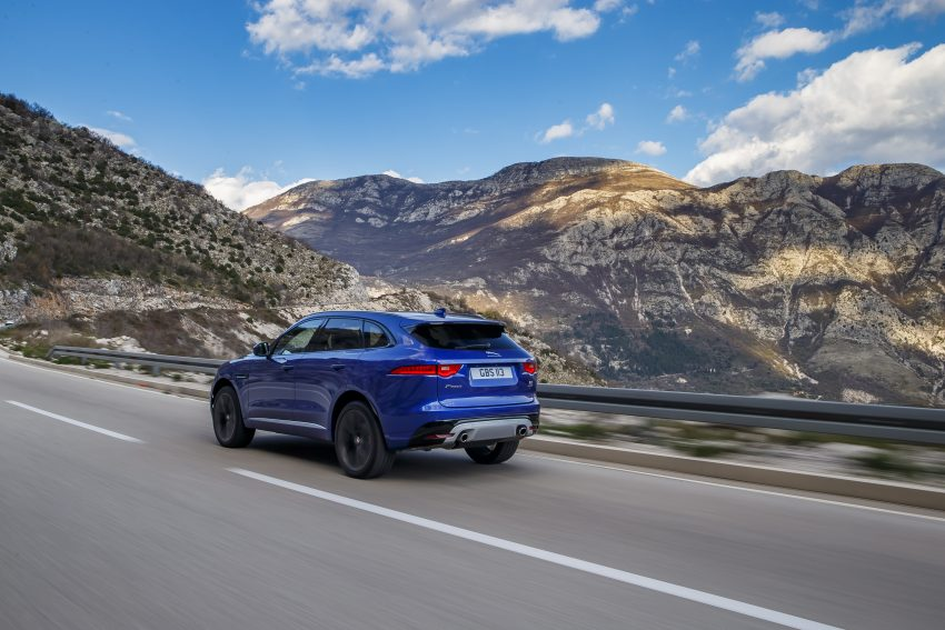 DRIVEN: Jaguar F-Pace – a go-anywhere Leaping Cat Image #496834