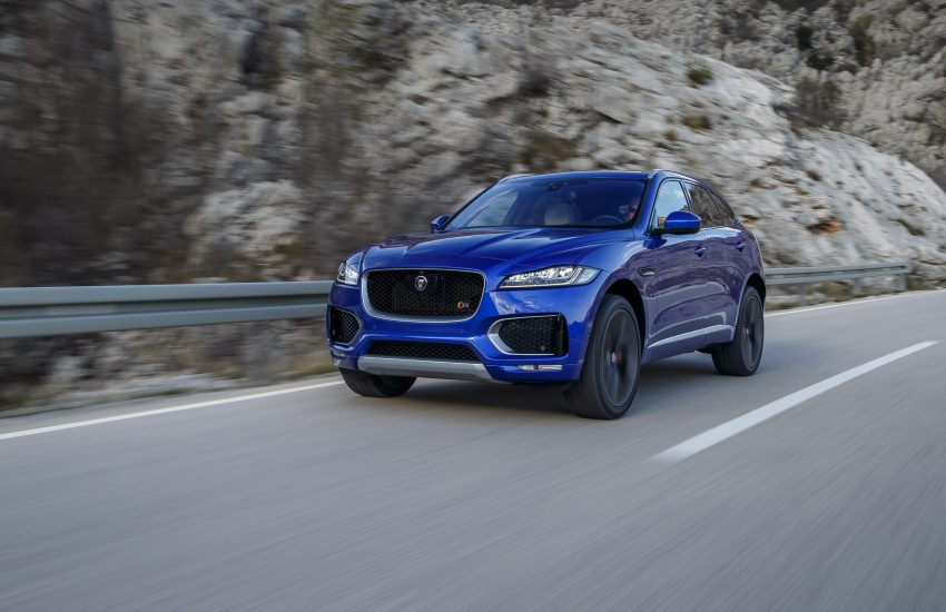 DRIVEN: Jaguar F-Pace – a go-anywhere Leaping Cat Image #496837