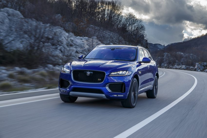 DRIVEN: Jaguar F-Pace – a go-anywhere Leaping Cat Image #496839