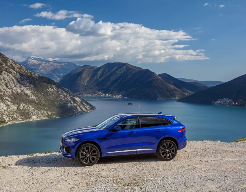 DRIVEN: Jaguar F-Pace – a go-anywhere Leaping Cat Image #496840