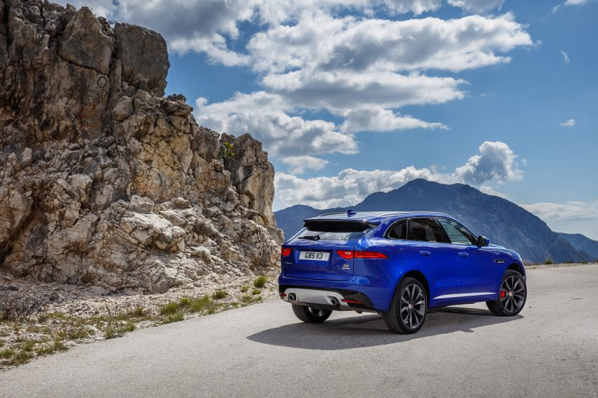 DRIVEN: Jaguar F-Pace – a go-anywhere Leaping Cat Image #496841