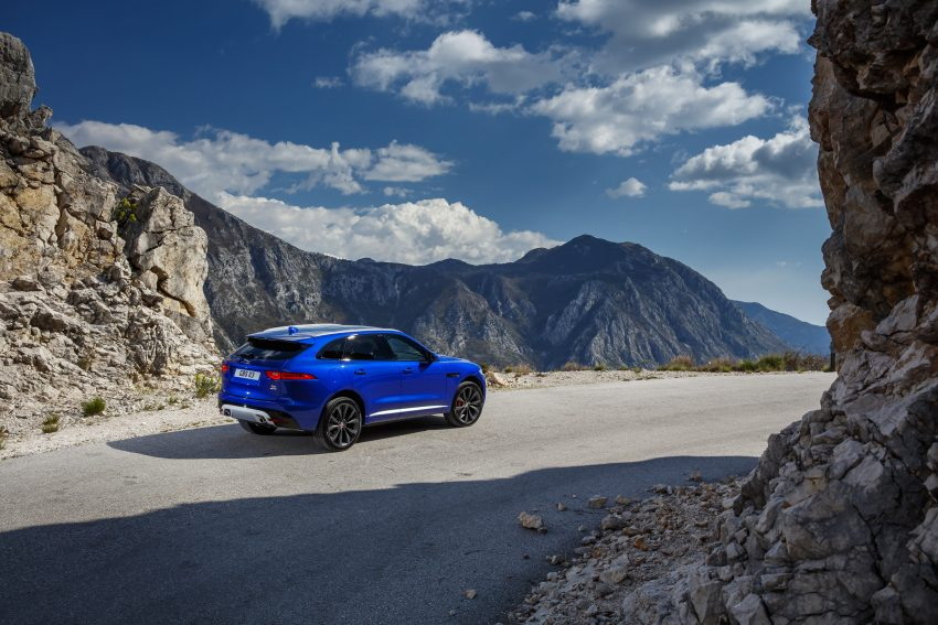 DRIVEN: Jaguar F-Pace – a go-anywhere Leaping Cat Image #496844