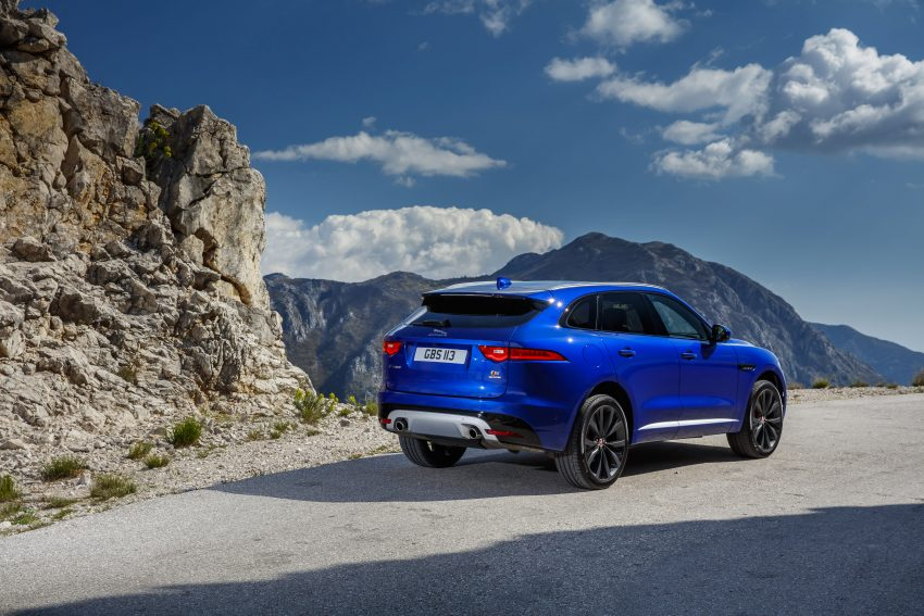 DRIVEN: Jaguar F-Pace – a go-anywhere Leaping Cat Image #496845