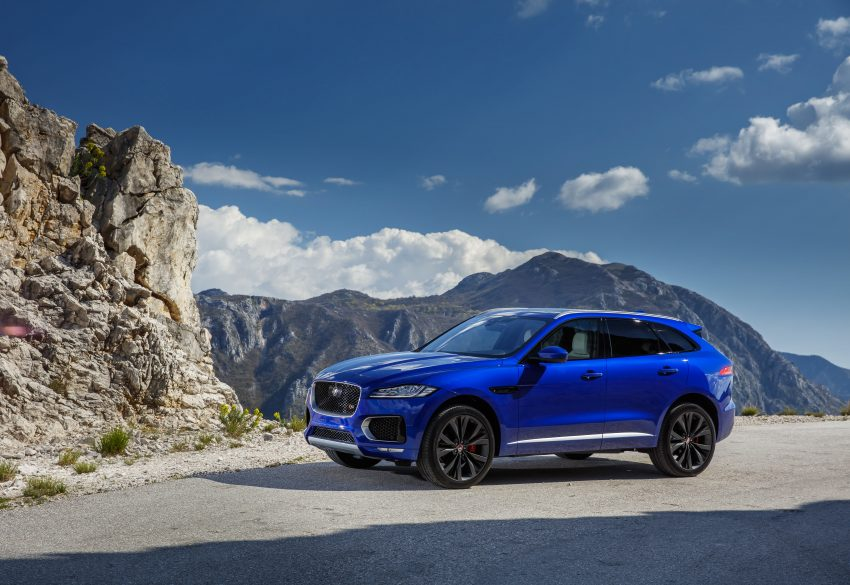 DRIVEN: Jaguar F-Pace – a go-anywhere Leaping Cat Image #496846