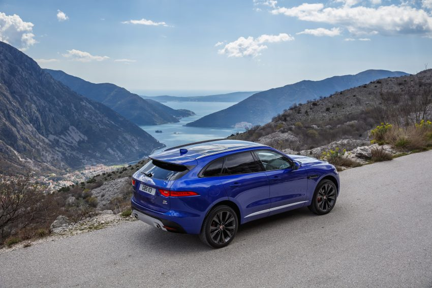 DRIVEN: Jaguar F-Pace – a go-anywhere Leaping Cat Image #496848