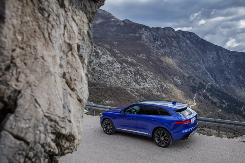 DRIVEN: Jaguar F-Pace – a go-anywhere Leaping Cat Image #496849