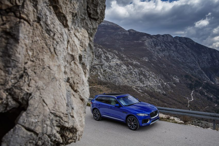 DRIVEN: Jaguar F-Pace – a go-anywhere Leaping Cat Image #496850