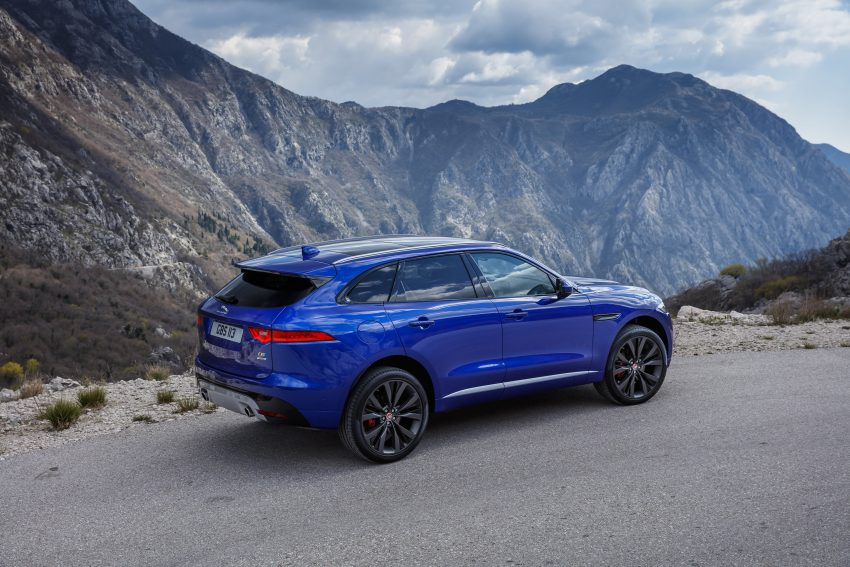 DRIVEN: Jaguar F-Pace – a go-anywhere Leaping Cat Image #496851