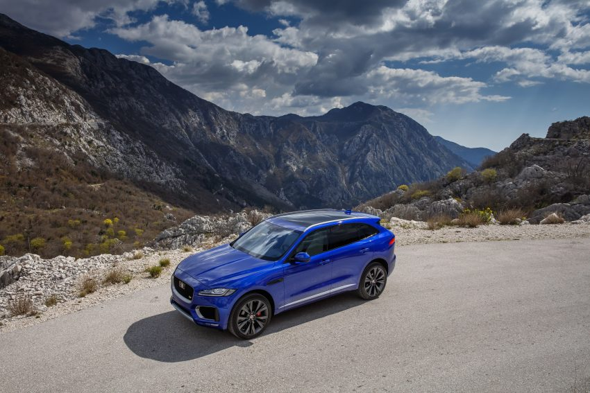 DRIVEN: Jaguar F-Pace – a go-anywhere Leaping Cat Image #496852