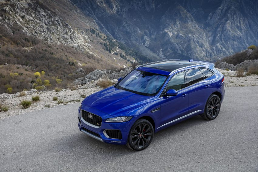 DRIVEN: Jaguar F-Pace – a go-anywhere Leaping Cat Image #496853