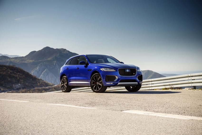 DRIVEN: Jaguar F-Pace – a go-anywhere Leaping Cat Image #496854