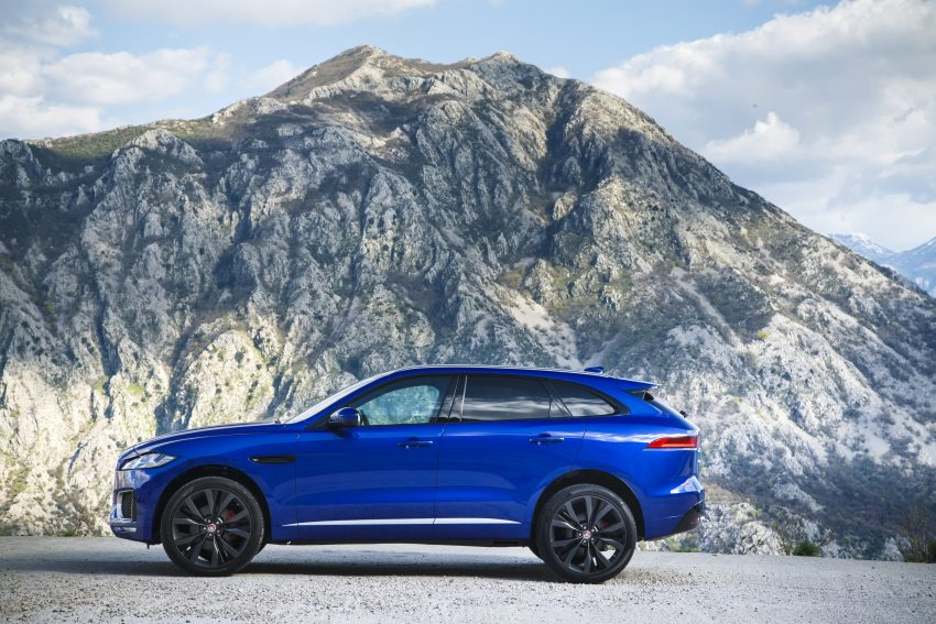 DRIVEN: Jaguar F-Pace – a go-anywhere Leaping Cat Image #496855