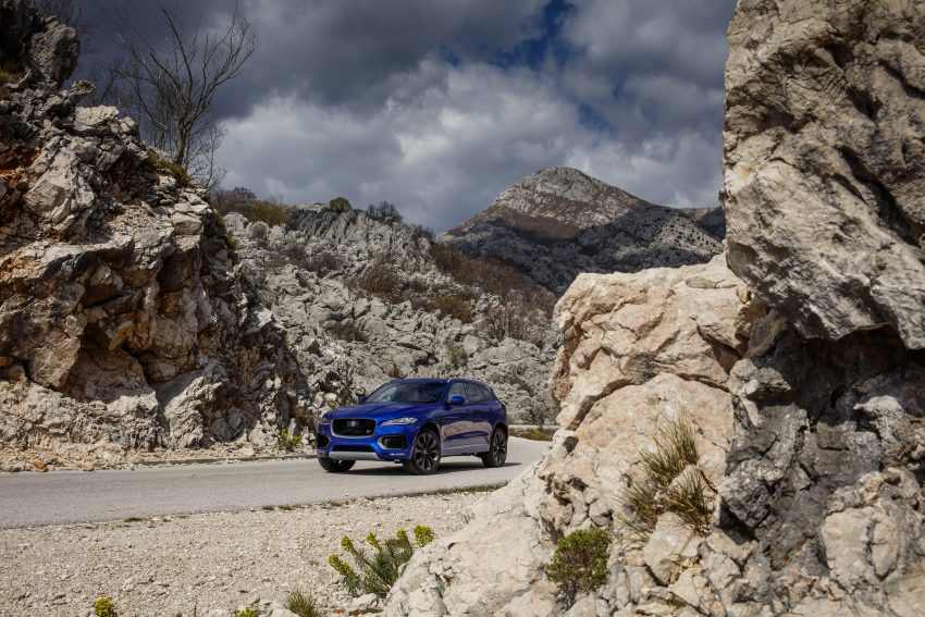 DRIVEN: Jaguar F-Pace – a go-anywhere Leaping Cat Image #496856