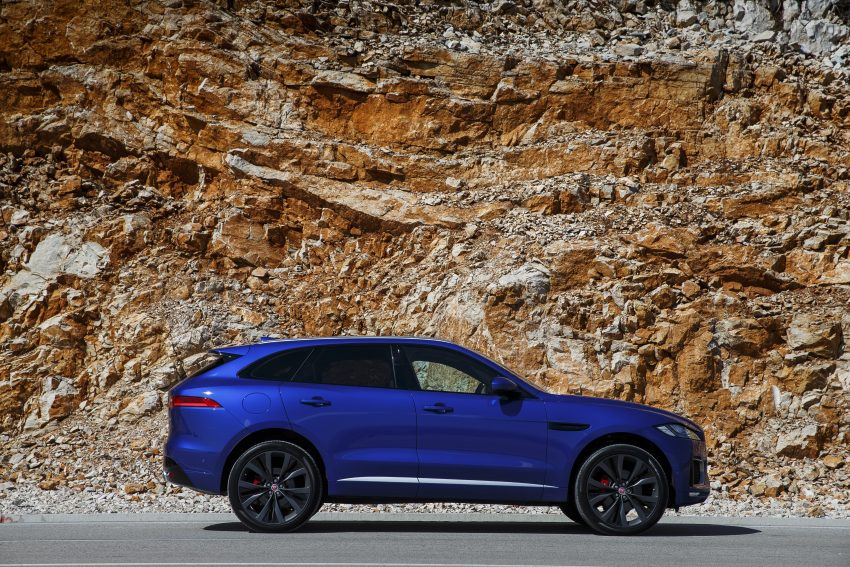 DRIVEN: Jaguar F-Pace – a go-anywhere Leaping Cat Image #496857