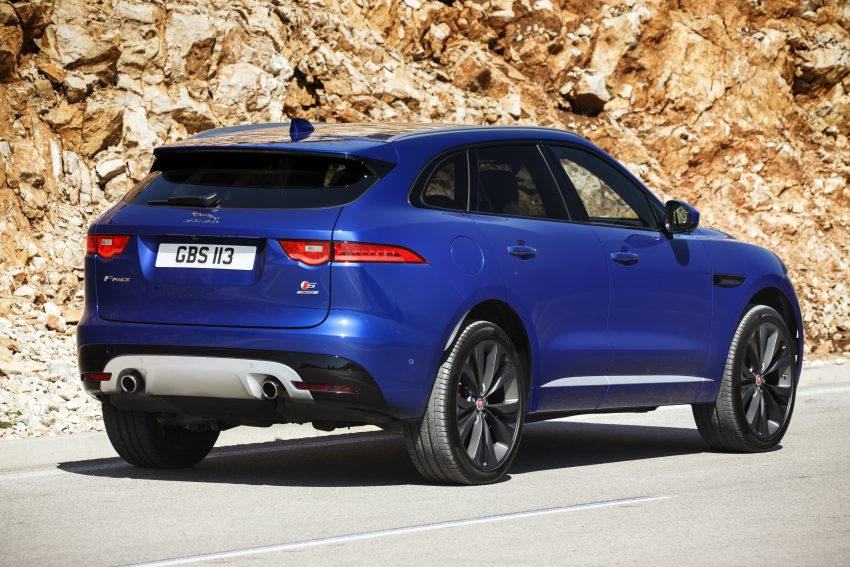 DRIVEN: Jaguar F-Pace – a go-anywhere Leaping Cat Image #496858