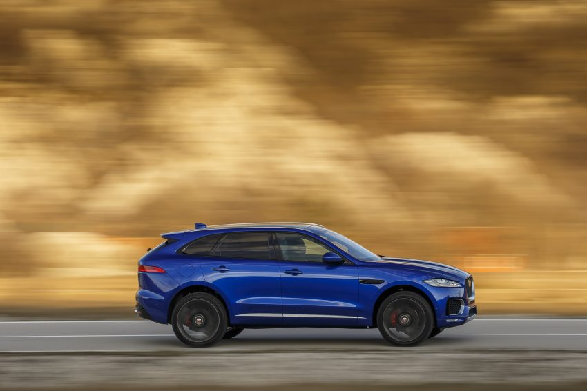 DRIVEN: Jaguar F-Pace – a go-anywhere Leaping Cat Image #496859