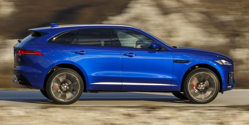 DRIVEN: Jaguar F-Pace – a go-anywhere Leaping Cat Image #496860