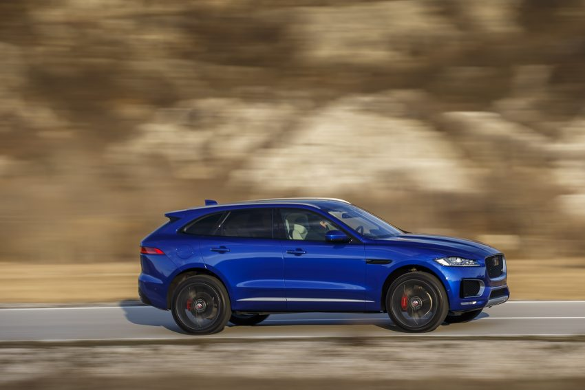 DRIVEN: Jaguar F-Pace – a go-anywhere Leaping Cat Image #496861