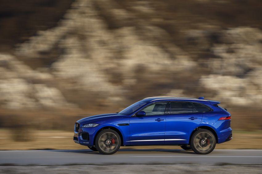 DRIVEN: Jaguar F-Pace – a go-anywhere Leaping Cat Image #496863