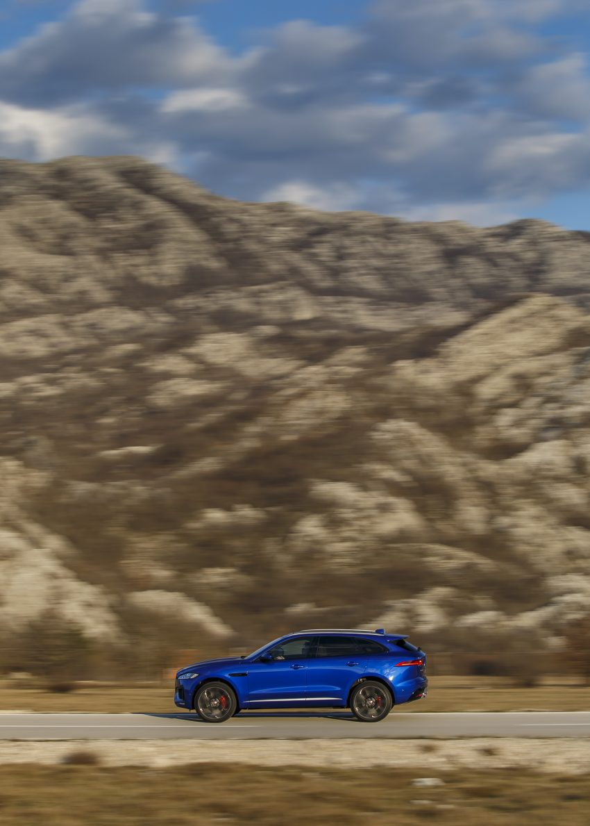 DRIVEN: Jaguar F-Pace – a go-anywhere Leaping Cat Image #496864
