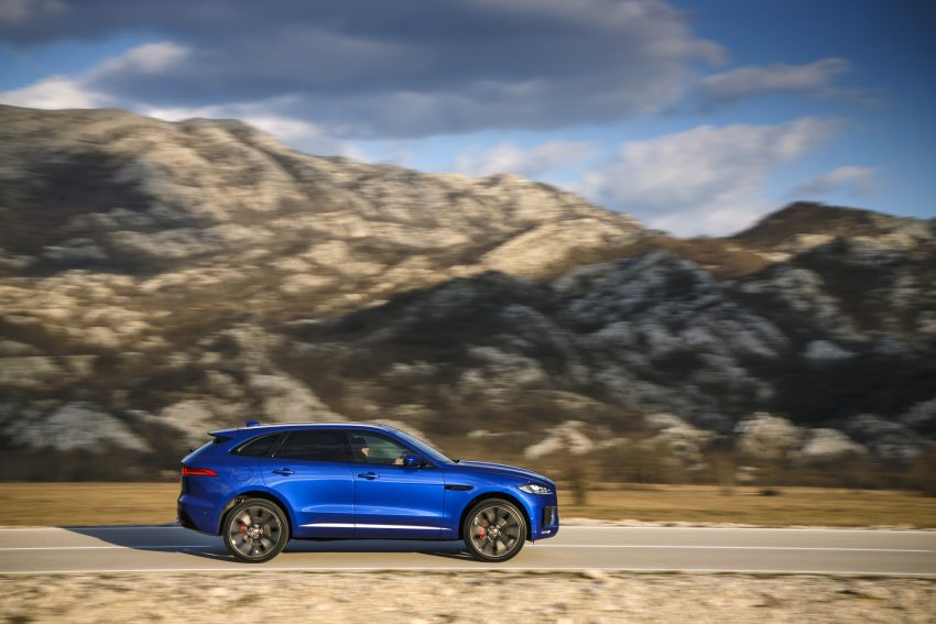 DRIVEN: Jaguar F-Pace – a go-anywhere Leaping Cat Image #496866