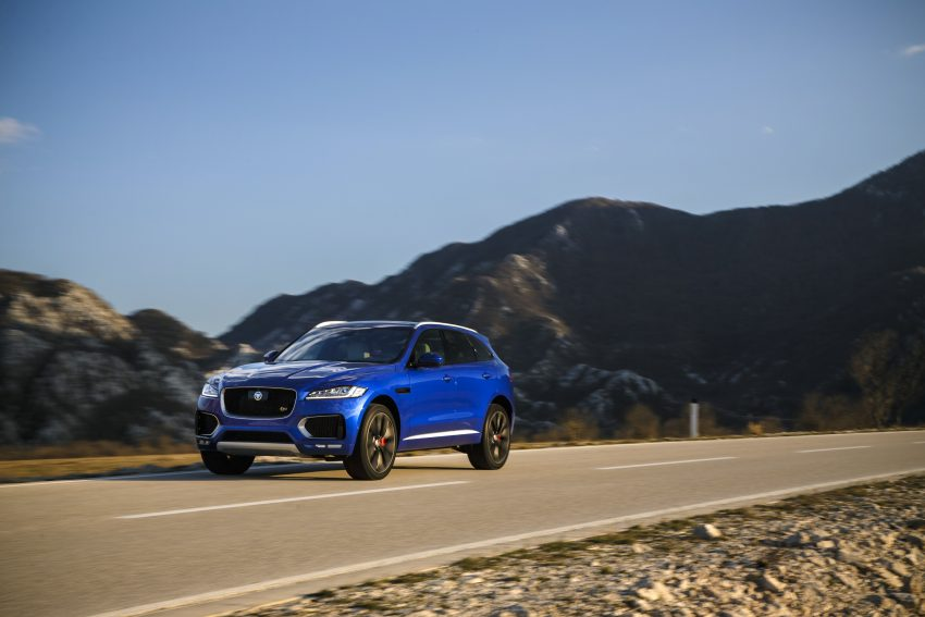 DRIVEN: Jaguar F-Pace – a go-anywhere Leaping Cat Image #496867