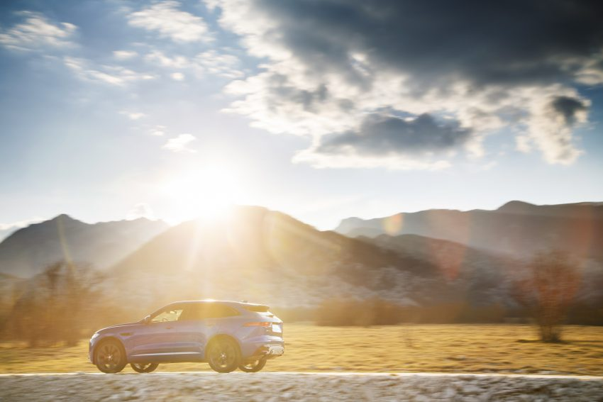 DRIVEN: Jaguar F-Pace – a go-anywhere Leaping Cat Image #496868