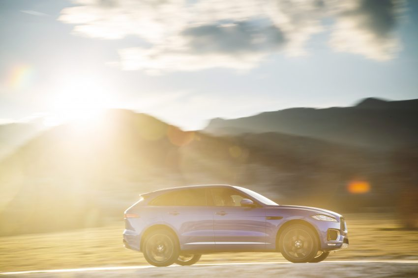 DRIVEN: Jaguar F-Pace – a go-anywhere Leaping Cat Image #496869