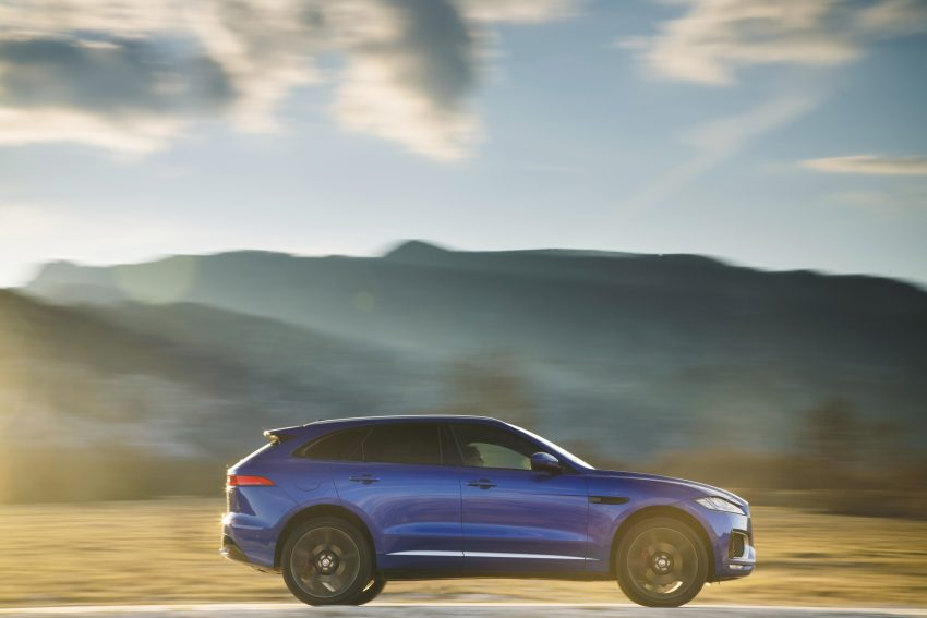 DRIVEN: Jaguar F-Pace – a go-anywhere Leaping Cat Image #496870