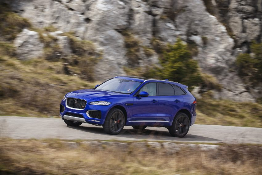 DRIVEN: Jaguar F-Pace – a go-anywhere Leaping Cat Image #496872