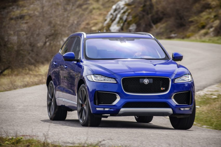 DRIVEN: Jaguar F-Pace – a go-anywhere Leaping Cat Image #496873