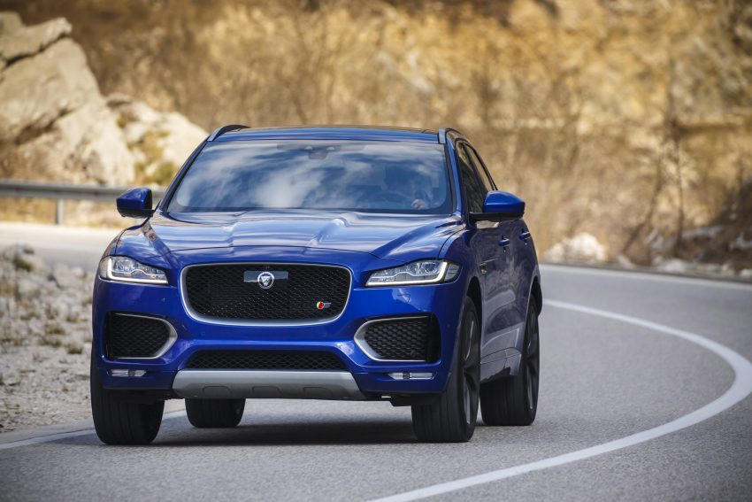 DRIVEN: Jaguar F-Pace – a go-anywhere Leaping Cat Image #496874